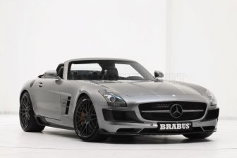 Mercedes-Benz SLS AMG from Brabus