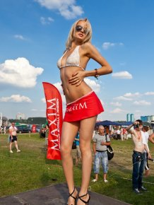 Maxim Girls from Russia