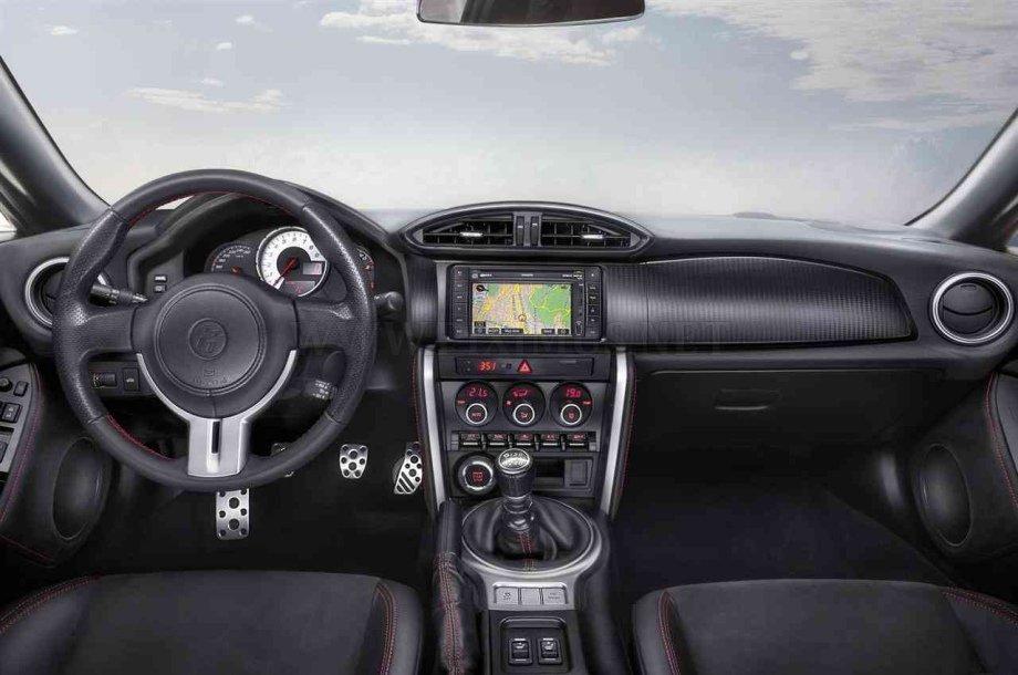 Toyota GT 86, part 86