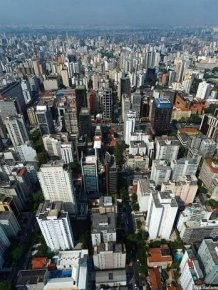 From Sao Paulo to the beach