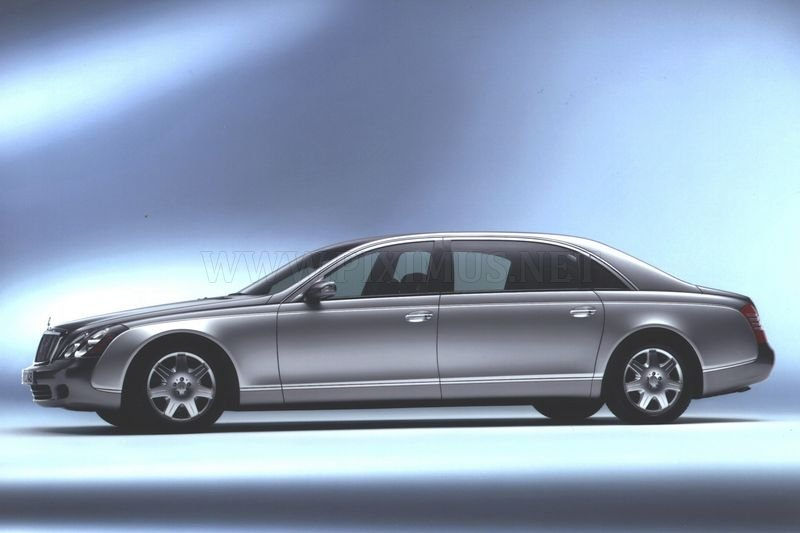 Concern Daimler Closes The Maybach Brand In 2013 Part