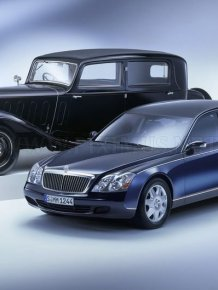 Concern Daimler closes the Maybach brand in 2013