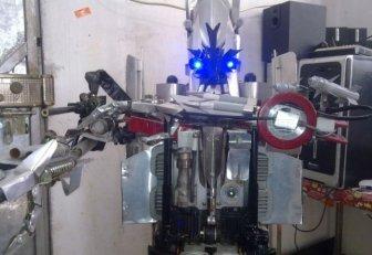 DIY Transformer