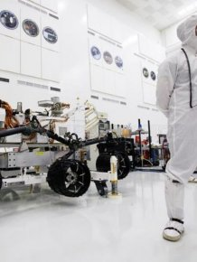 New Mars rover 'Curiosity'