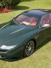 Aston Martin Vanquish EG