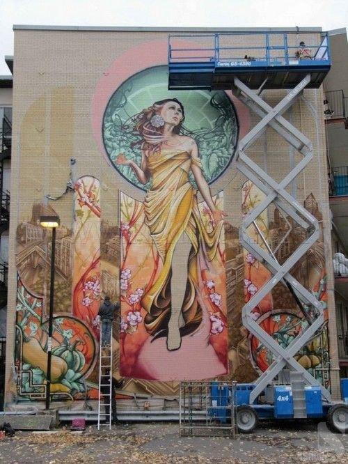 Wall to Street Art