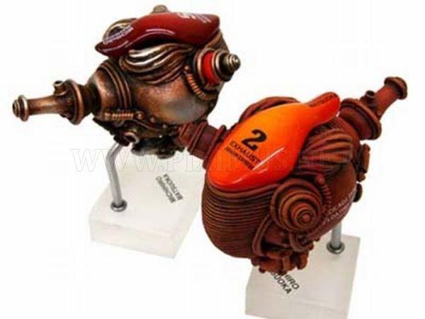Steampunk Creatures