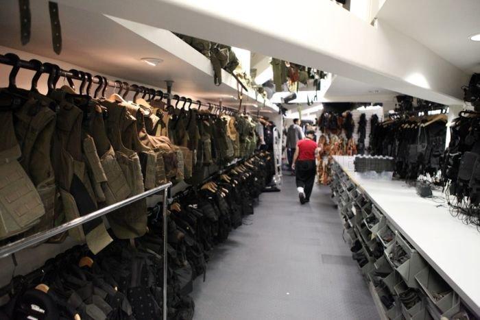 Hollywood Prop Warehouse