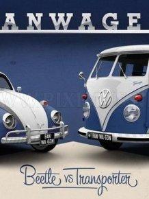 Volkswagen + Facebook = Fanwagen