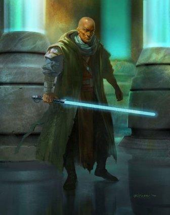 Jedi Drawings