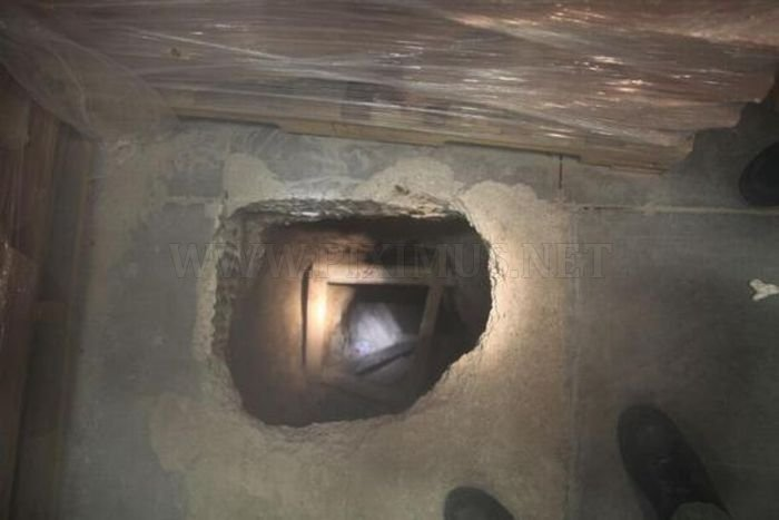 The Drug Tunnels Under the U.S.-Mexico Border