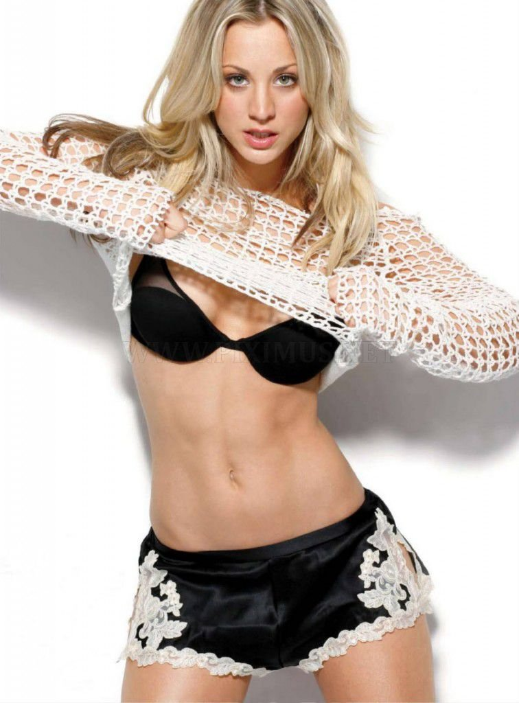 Wickedly Hot Kaley Cuoco Pics