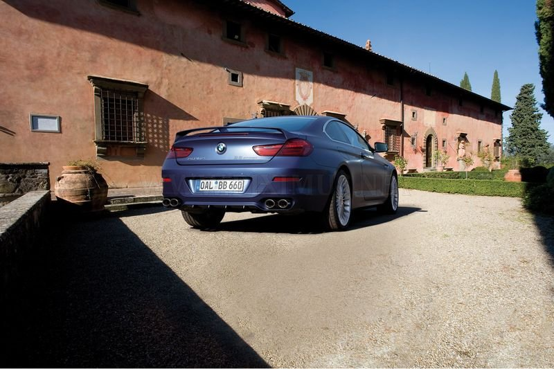 BMW 6 by Alpina