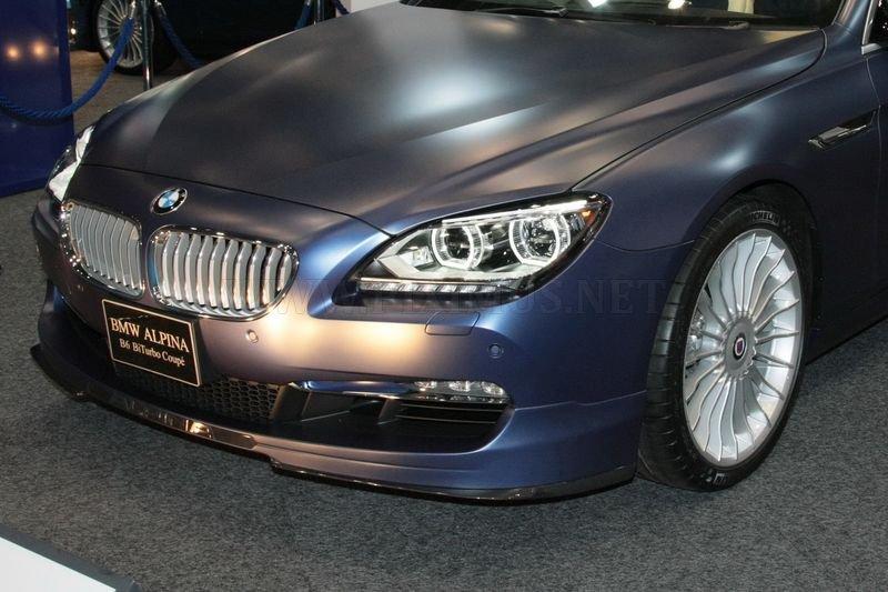 BMW 6 by Alpina