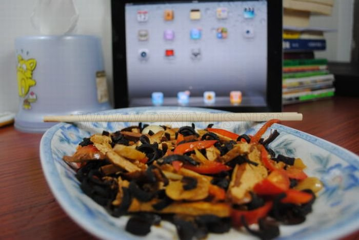 How to Cook Your Old iPad Case
