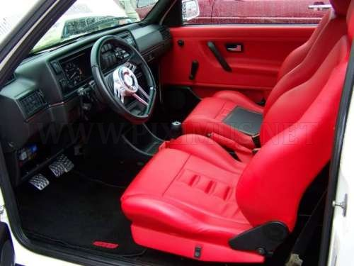 car red interiors vehicles. Black Bedroom Furniture Sets. Home Design Ideas