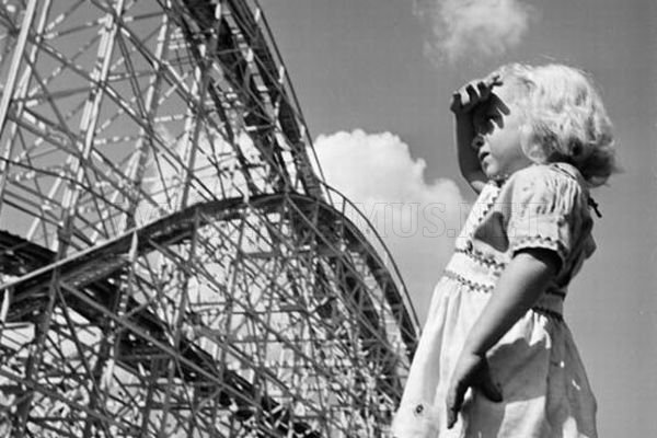 Stanley Kubrick's Photos for Look Magazine