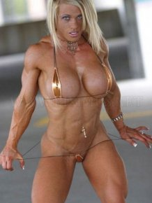 Muscled Female Bodybuilders