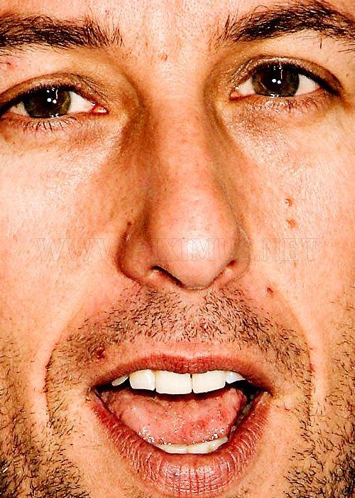 Celebrity Close-Up Shots