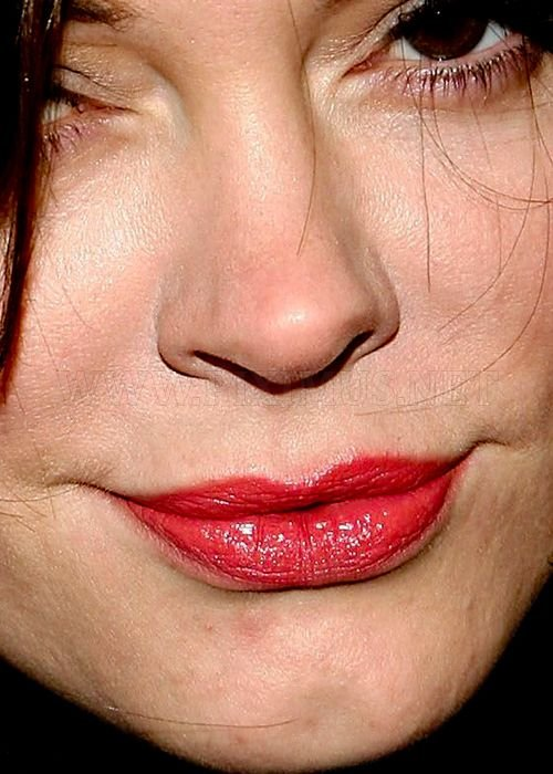 Celebrity Close-Up Shots