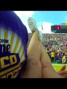 From an LSU Cheerleader's Perspective