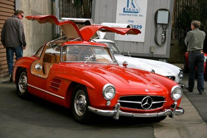 Vintage Mercedes Benz Cars Vehicles