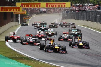 Behind the scenes of the Grand Prix of Brazil 2011
