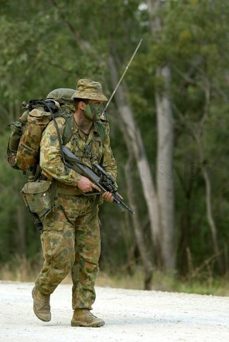 Australian SASR