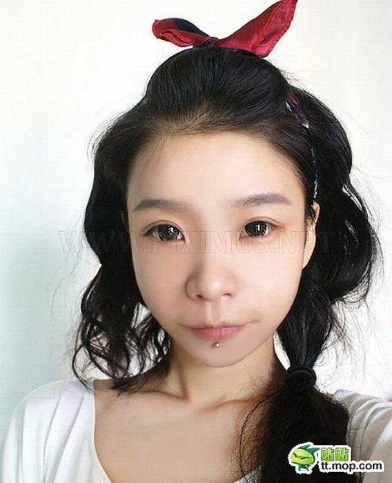 Chinese Girl Turns into a Man