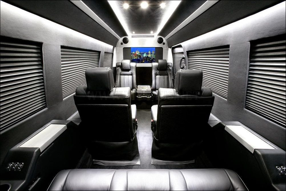 The Best Van Of The World By Mercedes Benz Vehicles