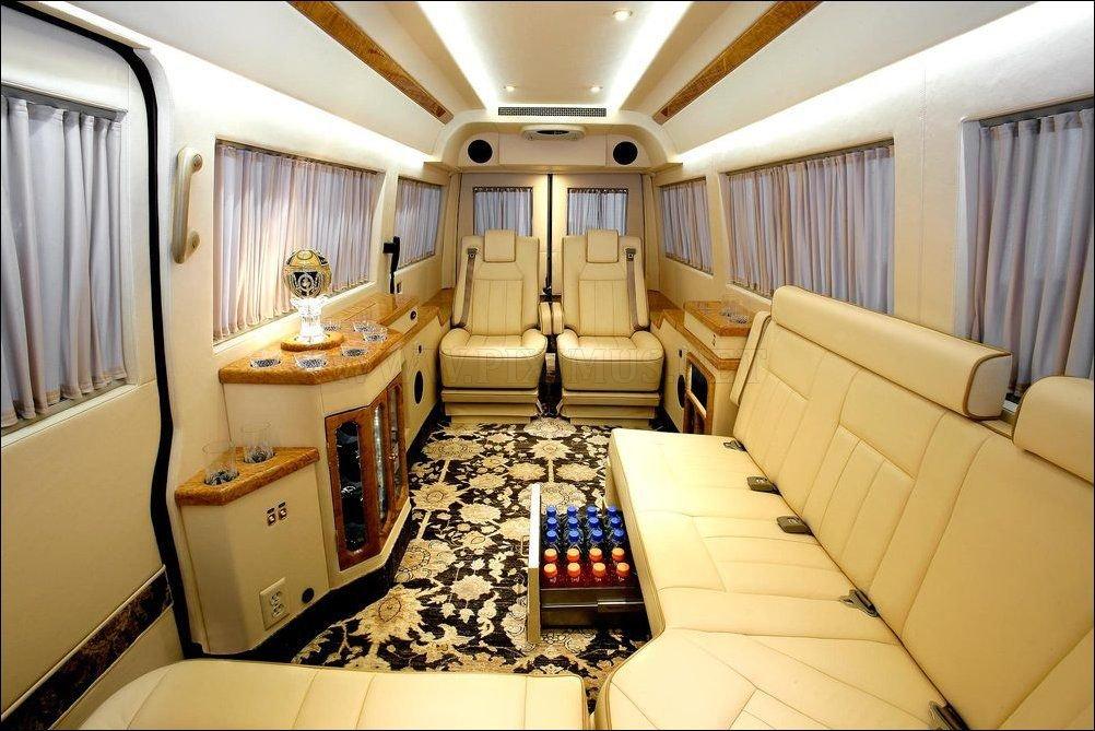 The Best Van Of World By Mercedes Benz