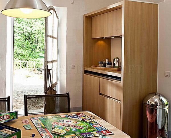 Compact Kitchens for Tiny NYC Apartments