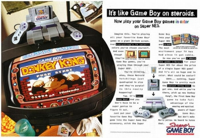 Game Ads of the Past