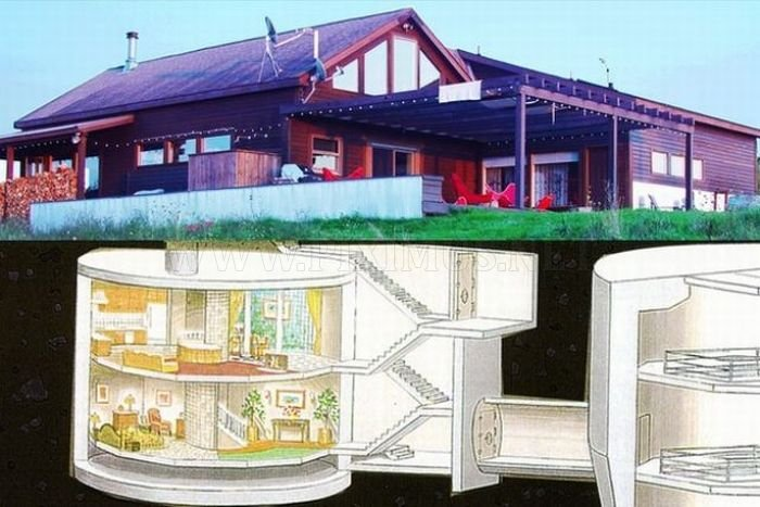 House Where You Will Survive the End of the World