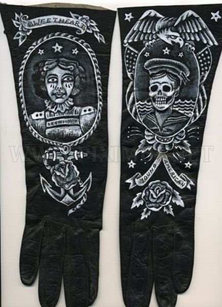 Cool Gloves