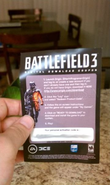 Here is Your Copy of Battlefield 3 , part 3