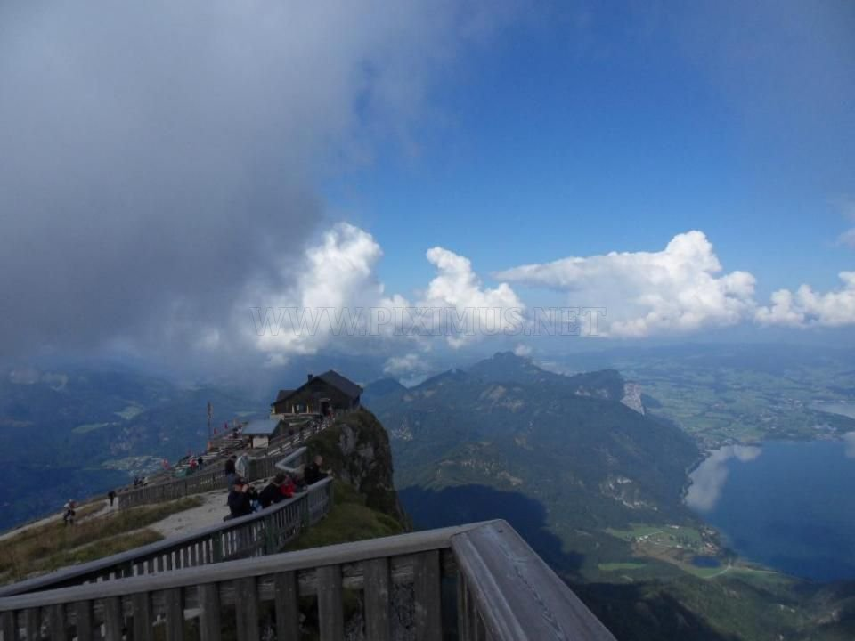 On the Edge of the World - Schafberg mountain
