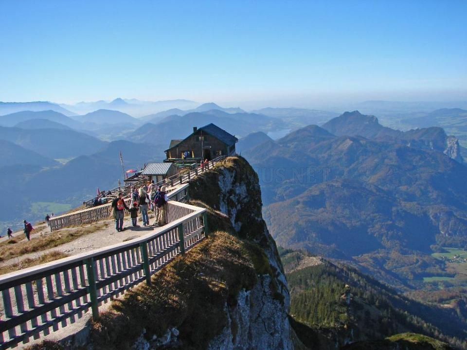 BMW Mountain View >> On the Edge of the World - Schafberg mountain | Others