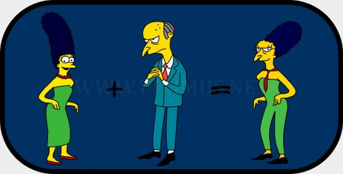 Simpsons Morphs