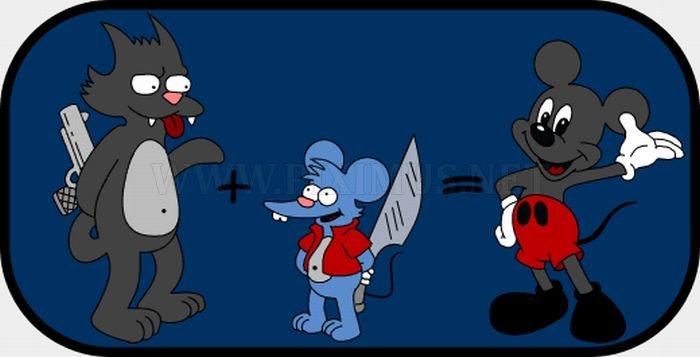 Simpsons Morphs