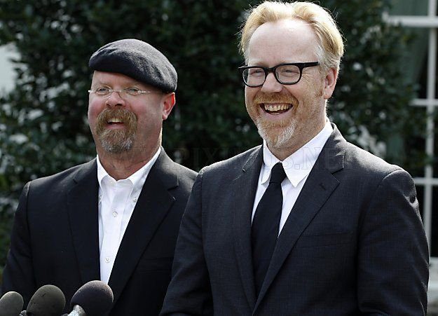 MythBusters Are Real Busters