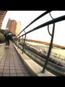 Teriyaki Skate