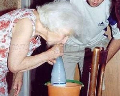 Grandparents Fails