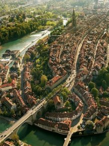 Beautiful Aerial Pictures