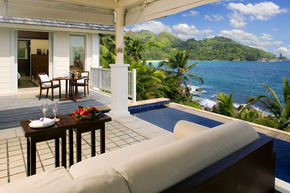 Banyan Tree Seychelles - a tropical paradise in the Seychelles