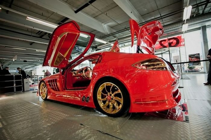 Car Worth $11,000,000 , part 11000000