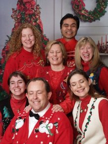 Awkaward Family Christmas Pictures