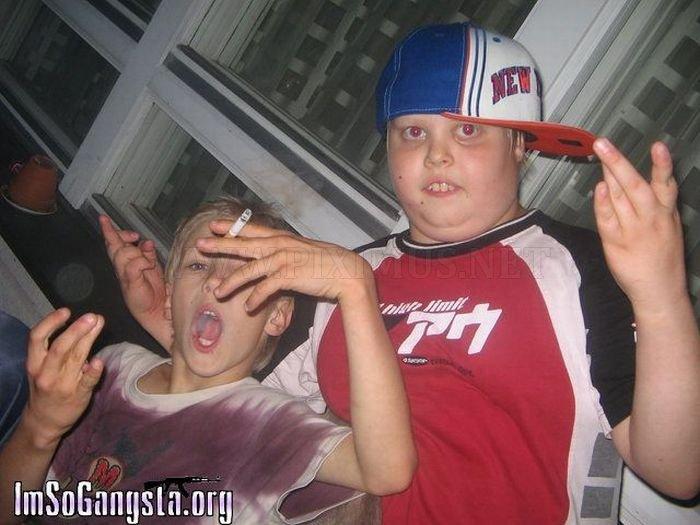 I'm So Gangsta