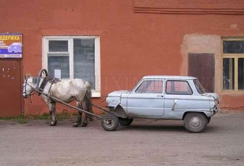 Cars with 1 horsepower