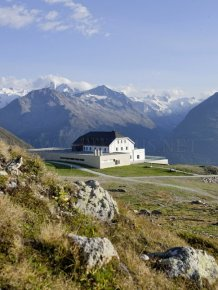 Swiss Hotel of the Year - Muottas Muragl